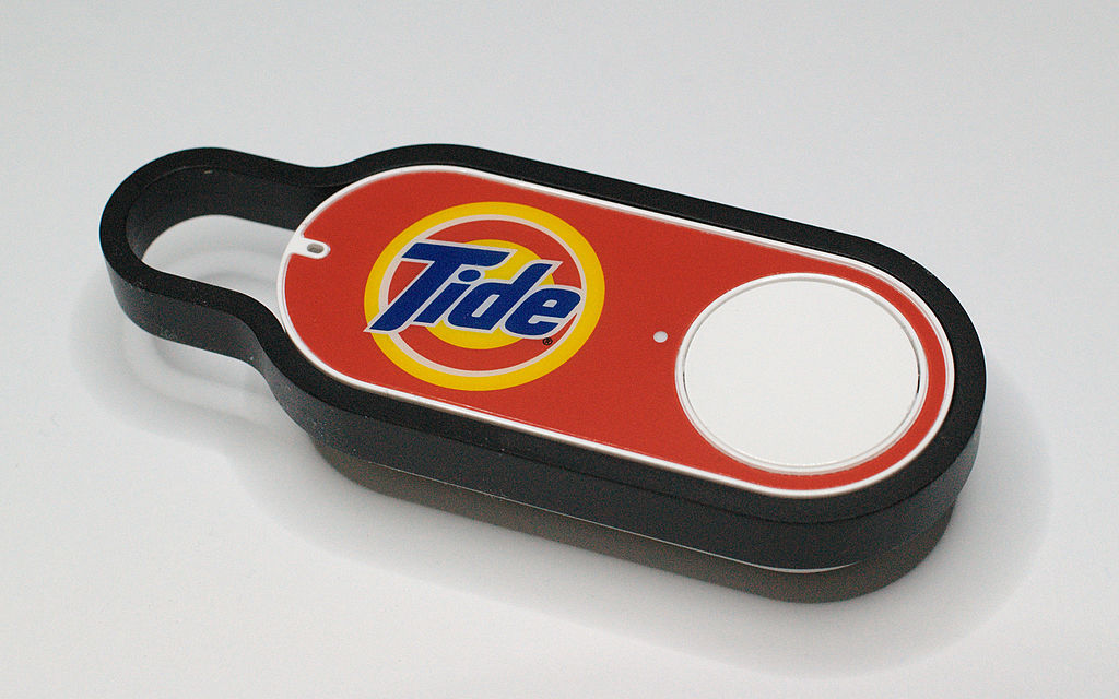 Amazon's dash button